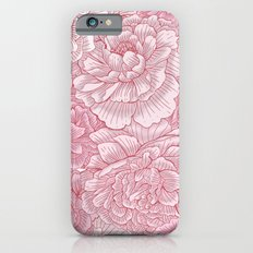 Pink Blossom iPhone 6 Slim Case