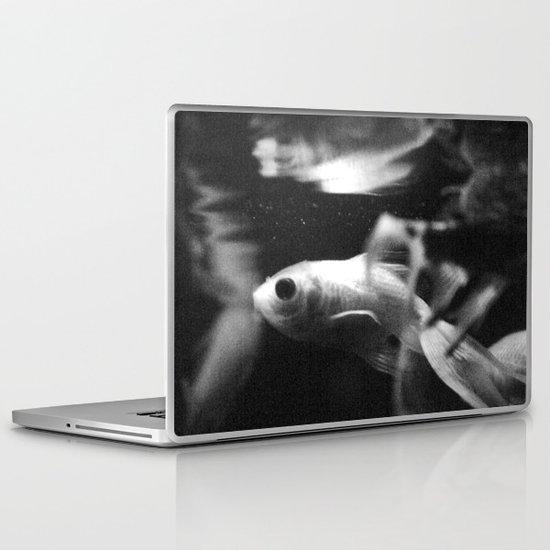 Deep In Thought Laptop & iPad Skin