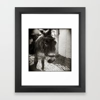 { cobblestone trooper } Framed Art Print