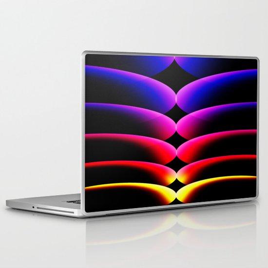 Abstract art 5 Laptop & iPad Skin