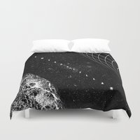 Interstellar Duvet Cover