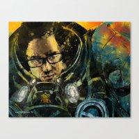 Starcraft Marine Canvas Print