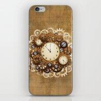 Steampunk Vintage Style … iPhone & iPod Skin