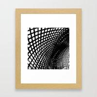 T1 Framed Art Print