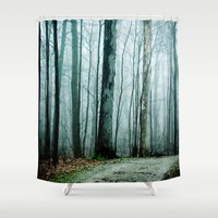 Feel The Moment Slip Awa… Shower Curtain
