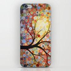 Celestial Sunset iPhone & iPod Skin
