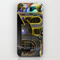 TURN IT UP! iPhone & iPod Skin