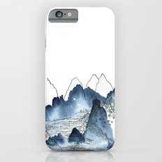 Love of Mountains iPhone 6s Slim Case
