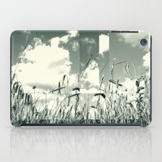 In A Field Of Wheat iPad Case