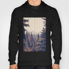 Mountains through the Trees Hoody