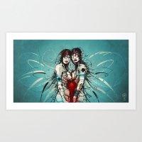 Nymph I: Exclusive Editi… Art Print