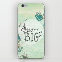 Dream Big - Photo Inspiration iPhone & iPod Skin