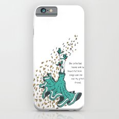 Imaginary Friends Are The Best Friends Slim Case iPhone 6s