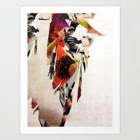 mid summer Art Print
