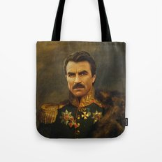 Tom Selleck - Replacefac… Tote Bag