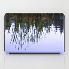 Reflections in the Water iPad Case