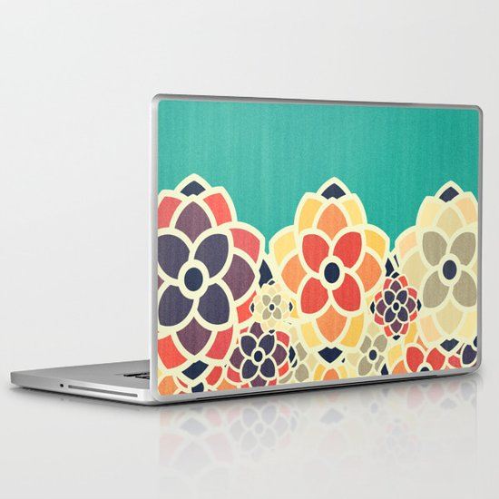 Spring Garden Laptop & iPad Skin
