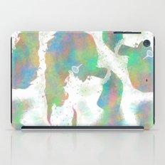 Pastel Silhouette iPad Case