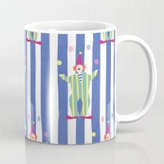 Clown (blue) Mug