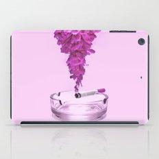 Pink Smoke iPad Case