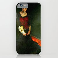 iPhone & iPod Case featuring Alone by Dawn East Sider