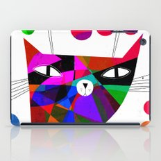 MOSAIC CAT iPad Case