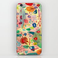 CHAOS!!! iPhone & iPod Skin