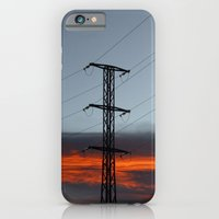 iPhone & iPod Case featuring sky ii by terciopelogris