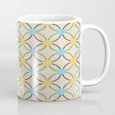 English Country Pattern. Mug