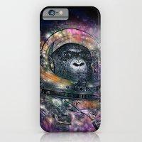 Deep Space Monkey iPhone 6 Slim Case