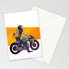 Biker Stationery Cards