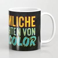 UNHEIMLICHE GESCHICHTEN VON CUCACOLOR Mug