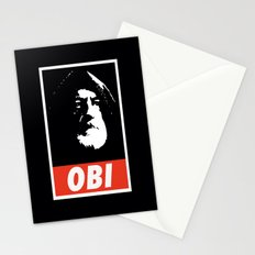 Obey Wan Stationery Cards