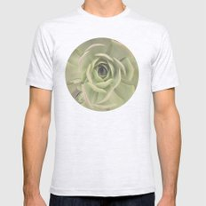 Iceplant  Mens Fitted Tee Ash Grey SMALL