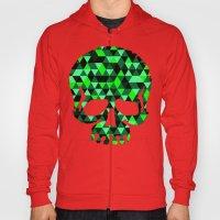 Triangle Camouflage Skul… Hoody