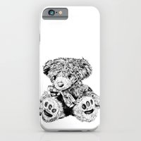 iPhone & iPod Case featuring Teddy by Seth Beukes