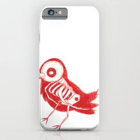 Bird X-Ray iPhone 6 Slim Case