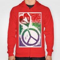 Peace & Love Hoody