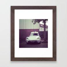 citroen Framed Art Print