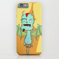 iPhone Cases featuring Gargoyle by Pedro Vilas Boas
