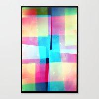 Constructs #2 (35mm Mult… Canvas Print