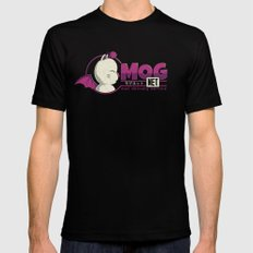 Mognet Black SMALL Mens Fitted Tee