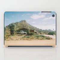 shed mountain iPad Case