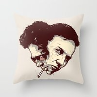 In Tyler We Trust Throw Pillow