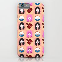 Marcelline & Bubblegum iPhone 6 Slim Case