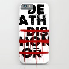Death Before Dishonor Slim Case iPhone 6s