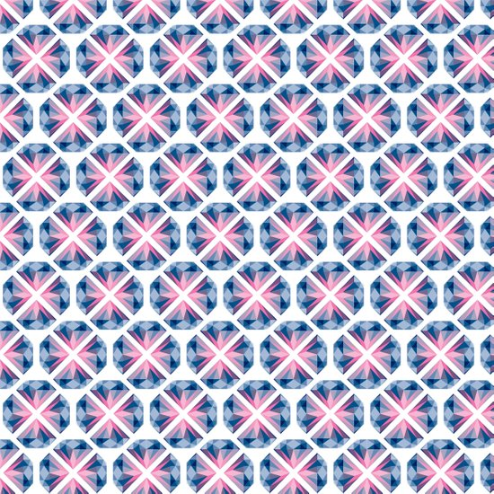 BP 81 Diamonds Art Print