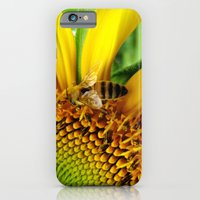 iPhone & iPod Case featuring Pollination by Jean Dougherty