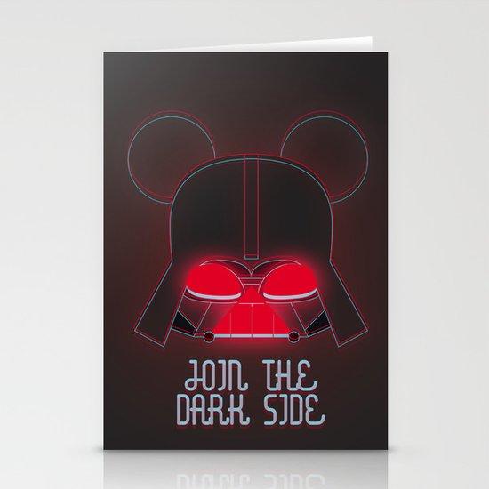 Vader  Stationery Card