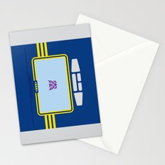 Soundwave Transformers Minimalist Stationery Cards